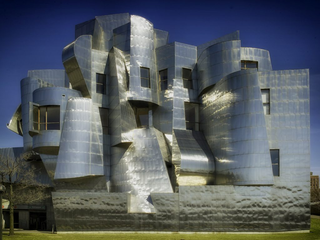 Weisman Art Museum der University of Minnesota in Minneapolis